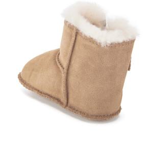 UGG Babies' Erin Suede Pre-Walker Boots - Chestnut: Image 4