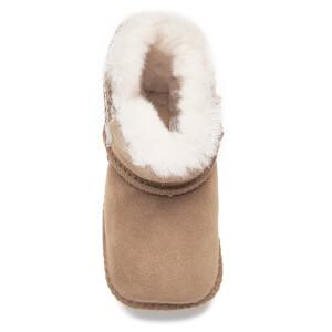 UGG Babies' Erin Suede Pre-Walker Boots - Chestnut: Image 3