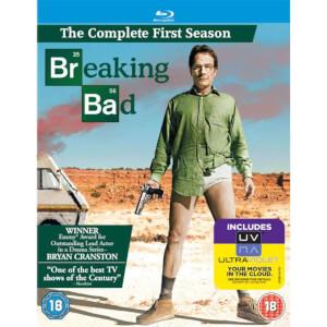 Breaking Bad - Seizoen 1 (Bevat UltraViolet Copy)