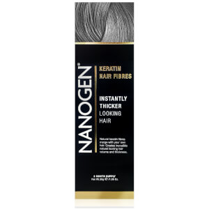 Nanogen Hair Thickening Fibers Gray (1.05 oz.)