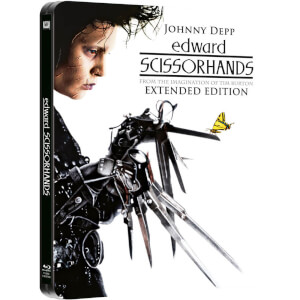 Edward Scissorhands - Limited Edition Steelbook (Includes DVD) (UK EDITION)