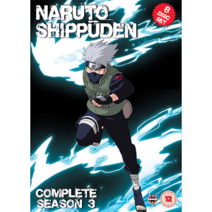 Naruto Shippuden-  Complete Series 3: Episodes 101-153