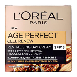 L'Oréal Paris Dermo Expertise Age Perfect Cell Renew Advanced Restoring Day Cream - SPF15 (50ml)