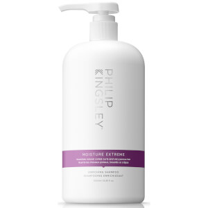 Philip Kingsley Moisture Extreme Shampoo 1000ml (Worth £85.00)