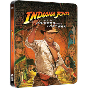 Indiana Jones: Raiders of the Lost Ark - Zavvi Exclusive Limited Edition Steelbook