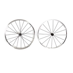 Shimano RS21 Clincher Wheelset - Silver