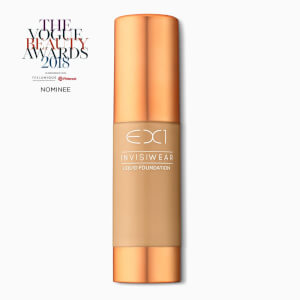 EX1 Cosmetics Invisiwear Liquid Foundation 30ml (olika nyanser)