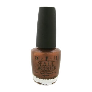 OPI Brisbane Bronze Nail Lacquer 15ml