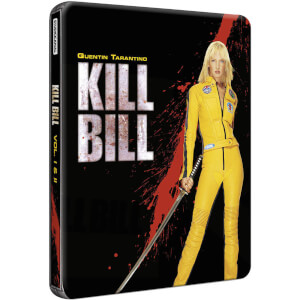 Kill Bill: Volumes 1 and 2 - Zavvi UK Exclusive Limited Edition Steelbook