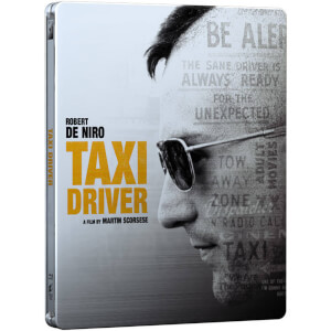 Taxi Driver - Zavvi UK Exclusive Limited Edition Steelbook