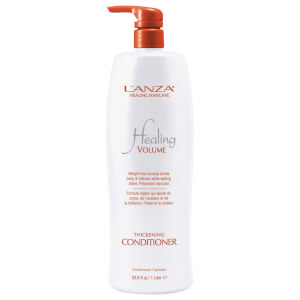 LAnza Healing Volume Thickening Conditioner (1000ml) - (Worth £101.00)