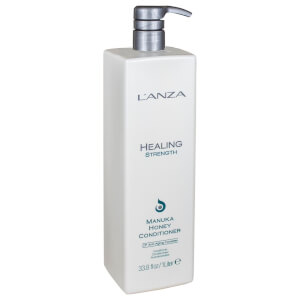 L'Anza Healing Strength Manuka Honey Conditioner 1000ml (Worth £103.00)