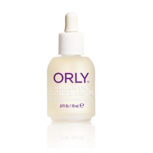 Aceite de argán para las cutículas de ORLY