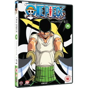 One Piece (Uncut) - Collection 2: Episodes 27-53
