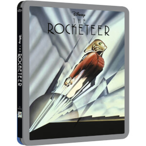 The Rocketeer - Zavvi UK Exclusive Limited Edition Steelbook