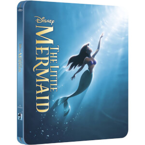 The Little Mermaid - Zavvi UK Exclusive Limited Edition Steelbook (The Disney Collection #3)