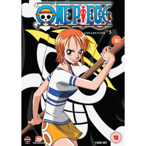 One Piece - Uncut Collection 3 (Episodes 54-78)