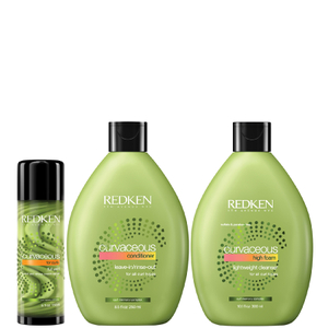 Redken Curvaceous Cream Trio (lockiges Haar)
