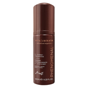 Vita Liberata Phenomenal 2-3 Week Tan Mousse - Medium 125ml