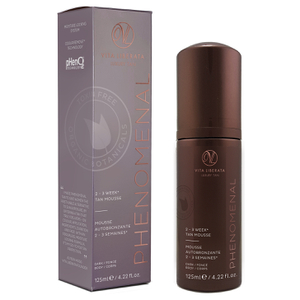Vita Liberata pHenomenal 2-3 Week Tan -itseruskettava vaahto, 125ml, Dark