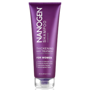 Nanogen Thickening Treatment Shampoo per Donne
