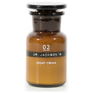 Dr. Jackson's Natural Products 02 Night Cream 50ml