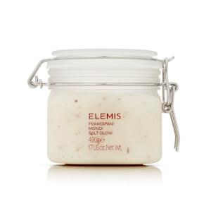 Soin gommant Elemis Sp@ Home Frangipani Monoi Salt Glow 490g