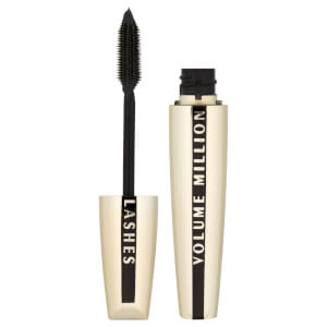 Máscara de pestañas L'Oréal Paris Volume Million Lashes Mascara - Black (9ml)