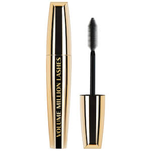 Máscara de L'Oréal Paris Volume Million Lashes - Preto (9 ml)
