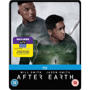After Earth - Limited Edition Steelbook: Mastered in 4K Edition