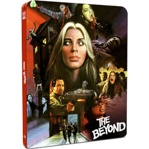 The Beyond - Zavvi UK Exclusive Limited Edition Steelbook