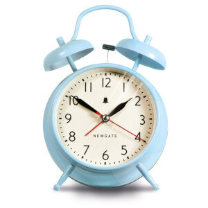 Newgate New Covent Garden Clock - Sleepy Blue