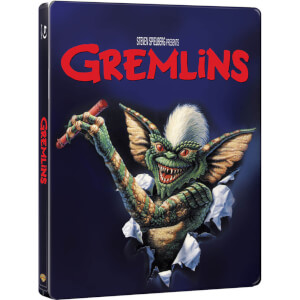 Gremlins - Zavvi UK Exclusive Limited Edition Steelbook
