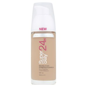 Maybelline New York Super Stay 24 Hour Foundation - olika nyanser