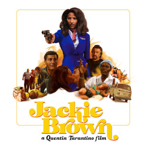 Jackie Brown - Zavvi Exclusive Limited Edition Steelbook (Artwork Approved by Quentin Tarantino)