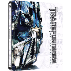 Transformers: Revenge of the Fallen - Steelbook Exclusivo de Zavvi (Edición Limitada)