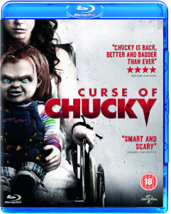 Curse of Chucky (Bevat UltraViolet Copy)