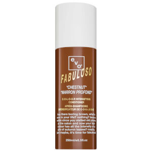 Acondicionador de color castaño para intensificar el color Evo Fabuloso(250 ml)