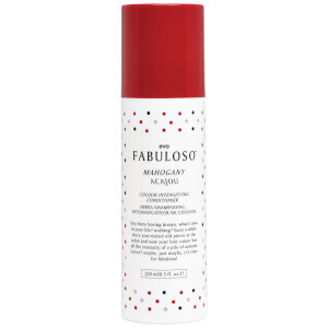 evo fabuloso Colour Boosting Conditioner/Treatment - Mahogany 250ml