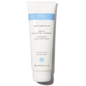 REN Rosa Centifolia Gentle Exfoliating Cleanser (100ml)