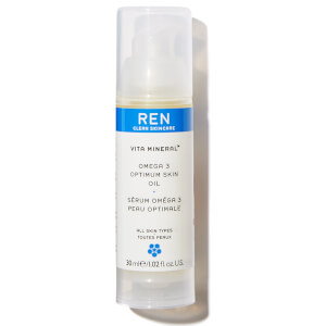 REN Clean Skincare Vita Mineral Omega 3 Optimum Skin Oil 30ml