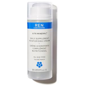 REN Vita Mineral™ Daily Supplement Moisturizing Cream