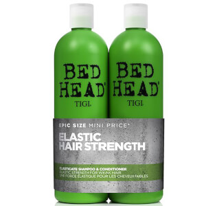 TIGI Bed Head Elasticate Tween Duo(2x750ml)(價值49.45英鎊)