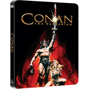 Conan the Barbarian - Steelbook de Edición Limitada