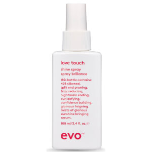 Evo Love Touch Shine Spray (100ml)