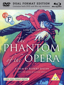 The Phantom of the Opera (Dual Format Edition)
