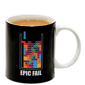 Tetris Epic Fail Tasse