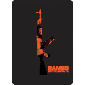 Rambo: First Blood Part II - Zavvi Exclusive Limited Edition Steelbook