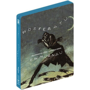 Nosferatu - Limited Edition Steelbook (Masters of Cinema) (UK EDITION)
