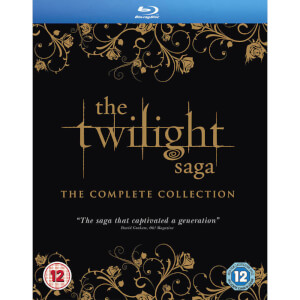 The Twilight Saga - The Complete Collection (Amaray Version)